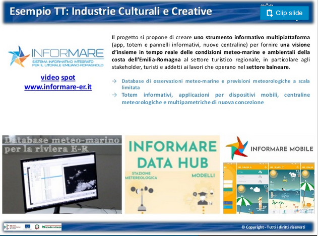 INFORMARE @ Romagna Business Matching